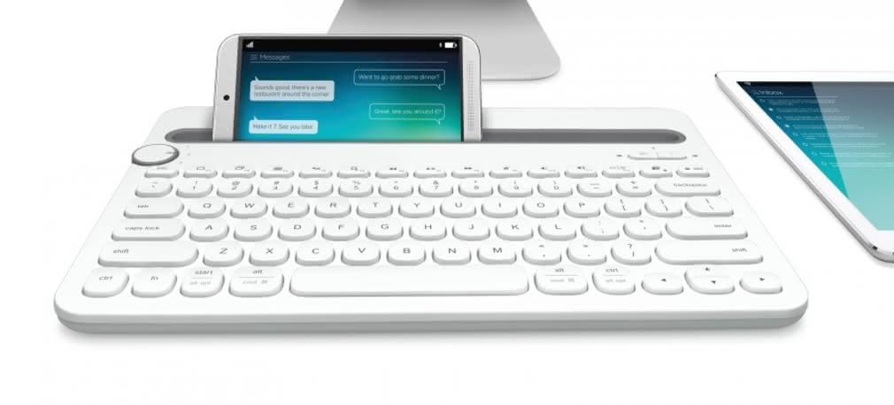 Klawiatura Logitech Bluetooth Multi-Device K480