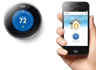 Termostat Google - Nest