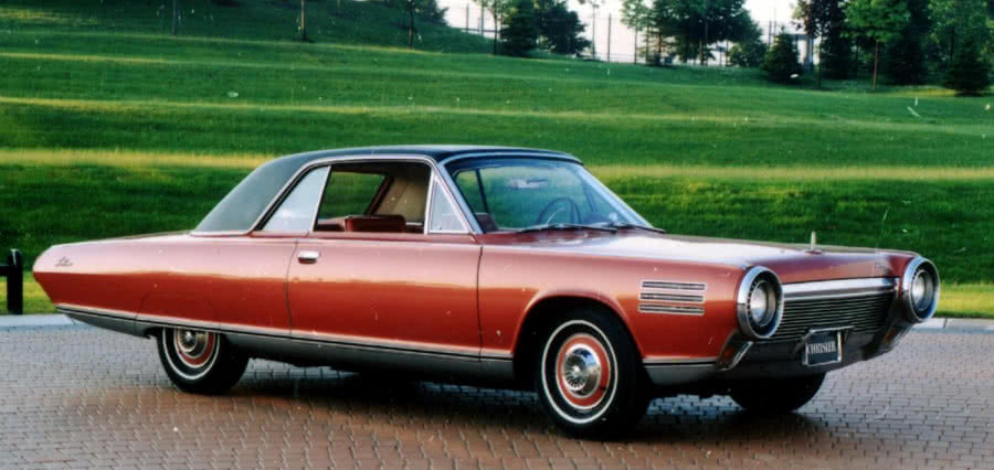 Chrysler Turbine Car (1963)