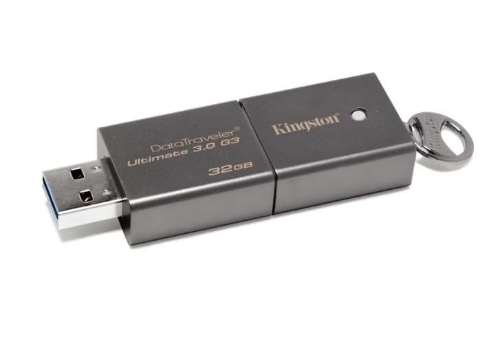 Pendrive Kingston DataTraveler Ultimate 3.0 G3 32 GB